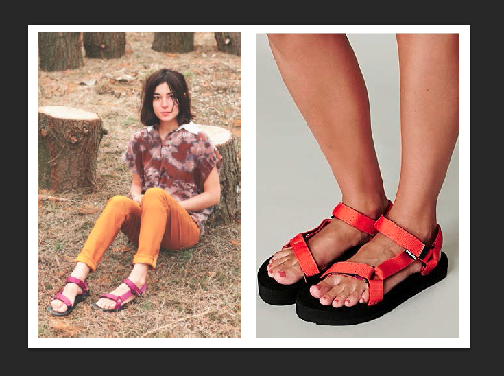 welcome back Teva.  left image from allplaidout.com, right from freepeople.com
