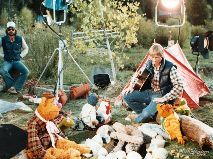 John Denver + the Muppets