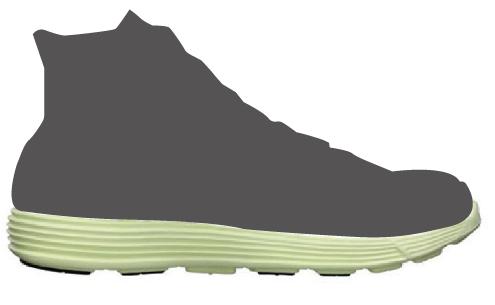 Nike /Converse Hybrid