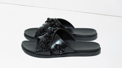 Simone Rocha - Leather Slide