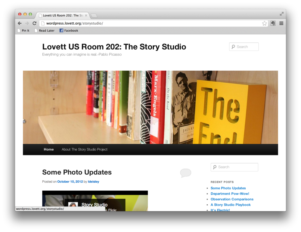 Lovett Blog