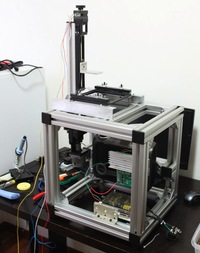 Junior Veleso S Homemade High Resolution 3d Printer
