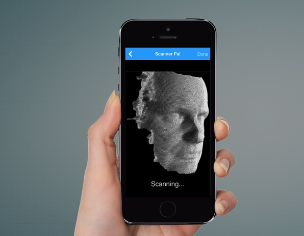3d Scanner App >> A New 3d Scan App
