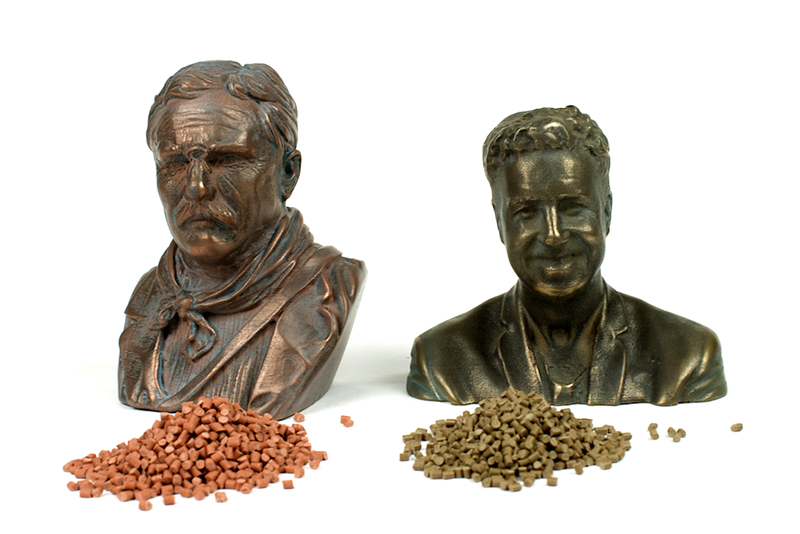 3d Printer Filament >> What Beats bronzeFill? copperFill, Obviously