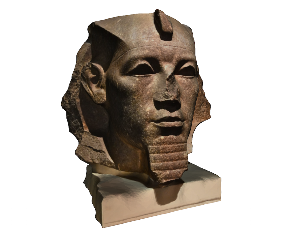The British Museum's 3D Models Appear on SketchFab