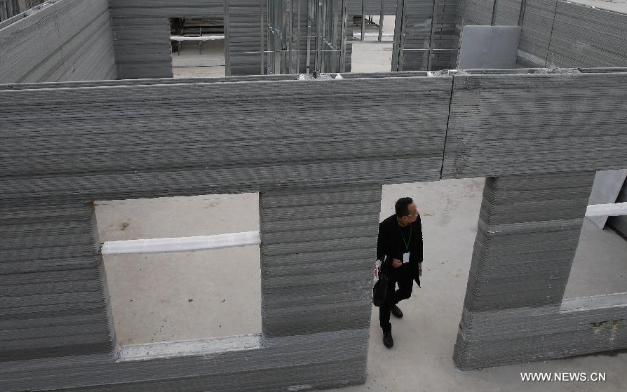 3d printed buildings sprout in china for 3d printer house for sale