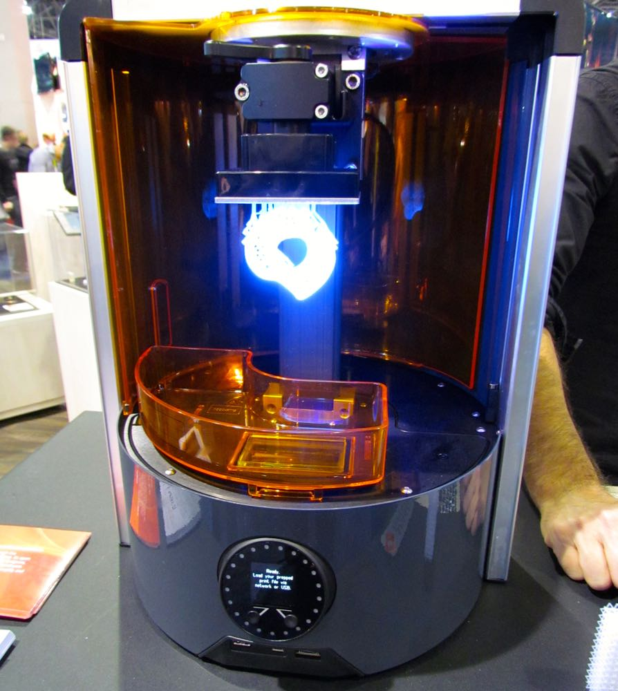 Autodesk's Ember 3D Printer Now On Sale