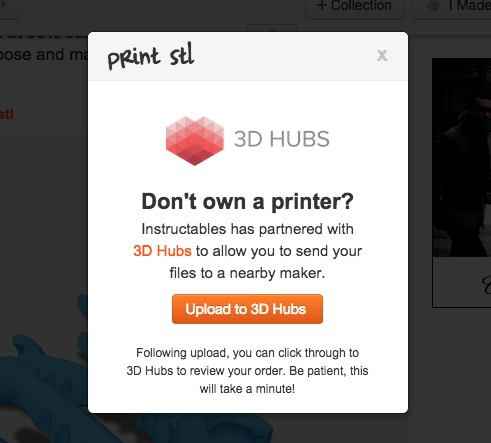 3d Hubs Available On All Instructables