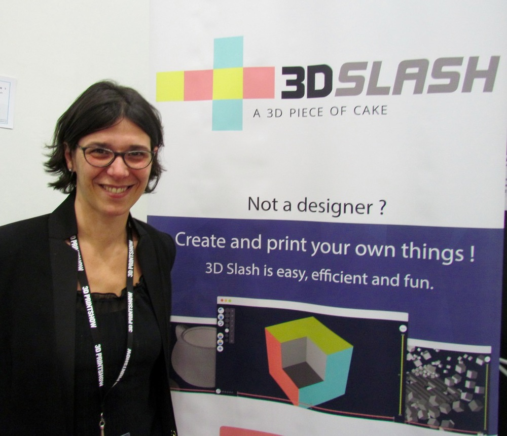 3D Slash Provides an Easy Way to Produce 3D Models