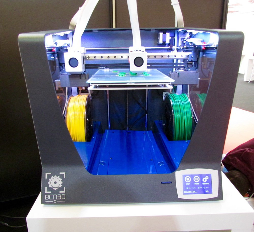 BCN3D's Explosion Of New 3D Printers. And A Laser Cutter, Too