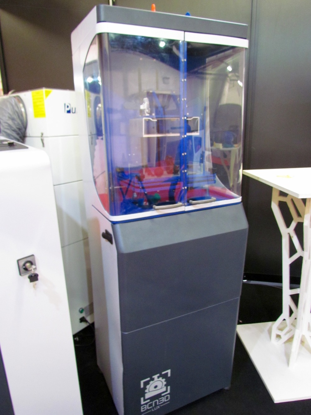 Bcn3d S Explosion Of New 3d Printers And A Laser Cutter Too