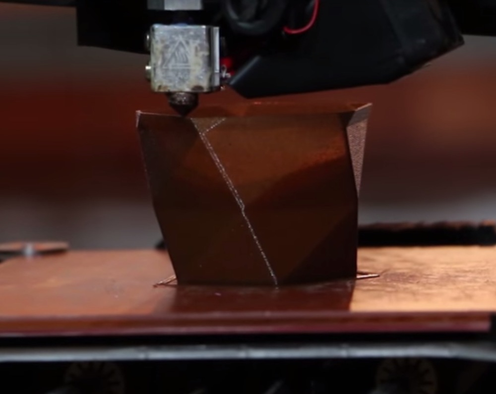 3dom S New Coffee Flavored 3d Printer Filament Opens Up