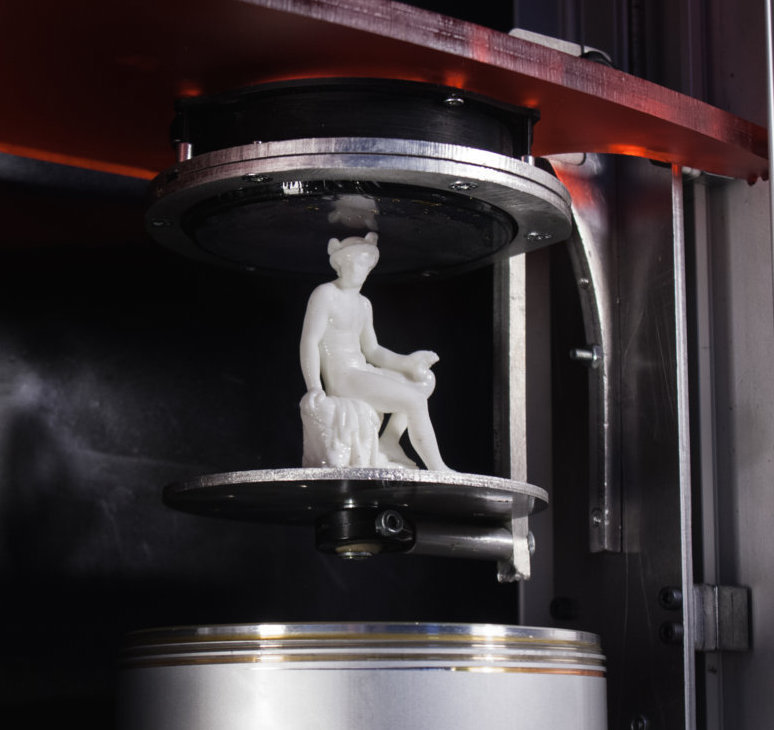 Wasp develops a dlp based 3d printing process and gives it 3d printing process