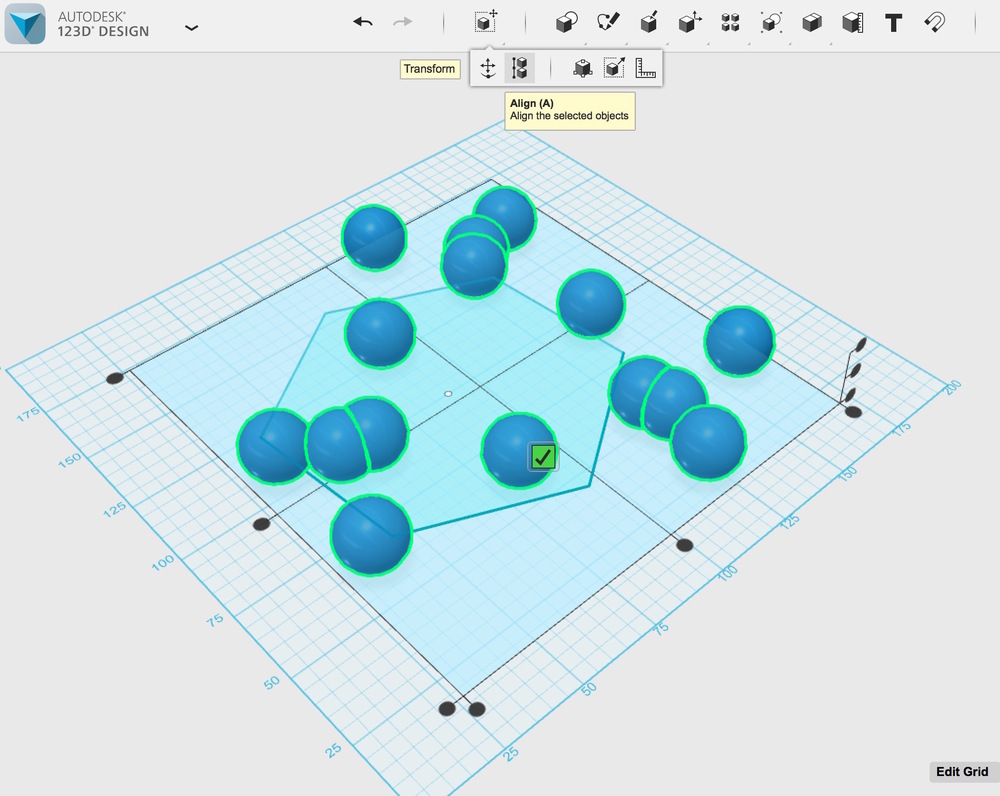 123D Design Upgraded to 1.7 And Adds Some Very Useful Features