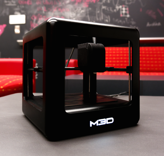 M3D's New And Powerful 3D Printer Filaments