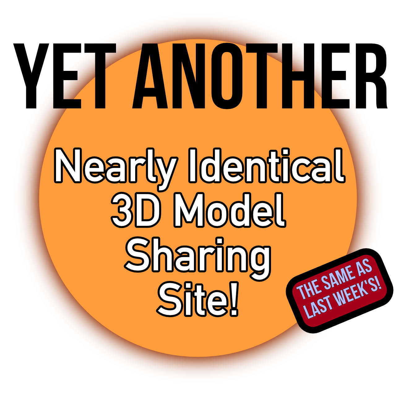 It's No Longer Possible To Launch A Printable 3D Model