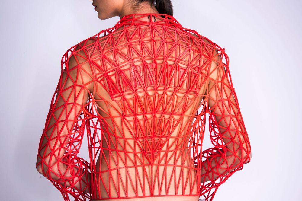 A Glimpse Into Personal Fashion Design With 3d Printing