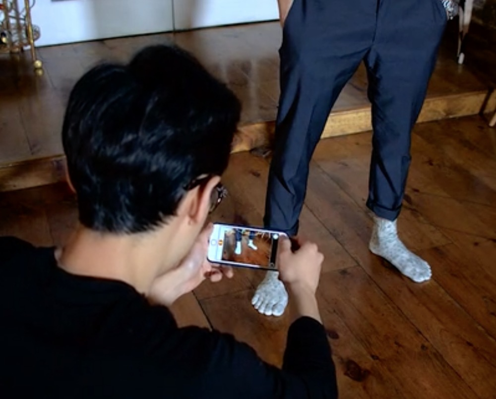 MADE Shows How To Capture Your Feet In 3D