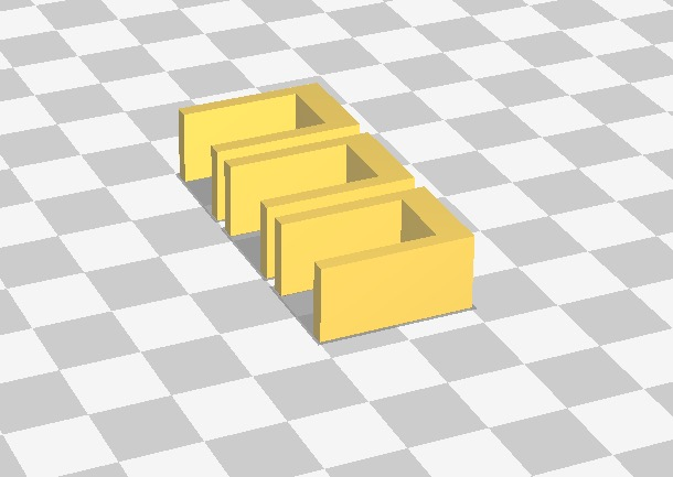 Cura 2.1 multiple objects added to the platform