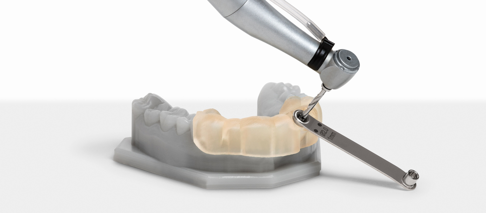 Using Formlabs' new Dental SG Resin to create a surgical guide