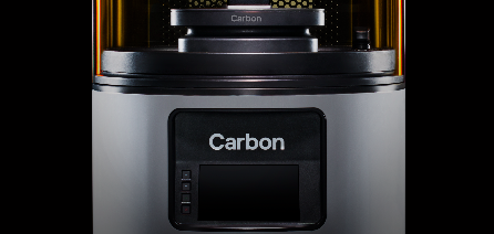 Carbon's M1 resin-based 3D printer