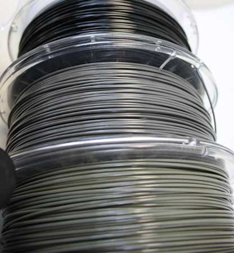A big pile of E3D EDGE filament