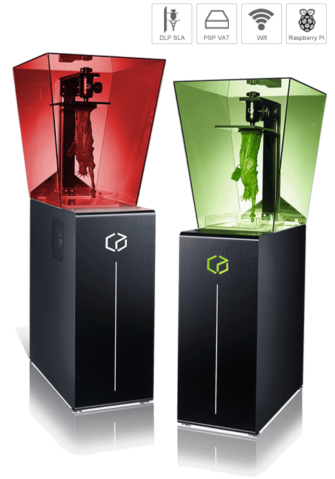 Kudo3D's new Titan 2 resin-based 3D printer