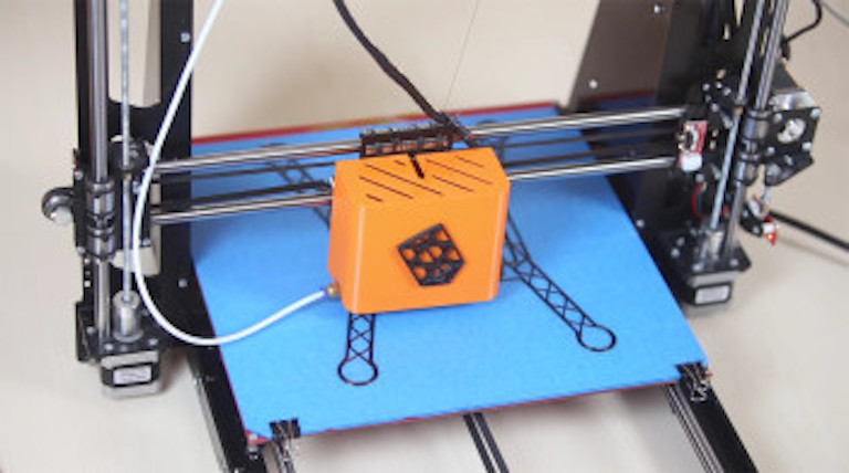 The Anisoprint carbon fiber 3D printer. (Image courtesy of Anisoprint.)