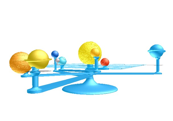 Design of the Week: Solar System