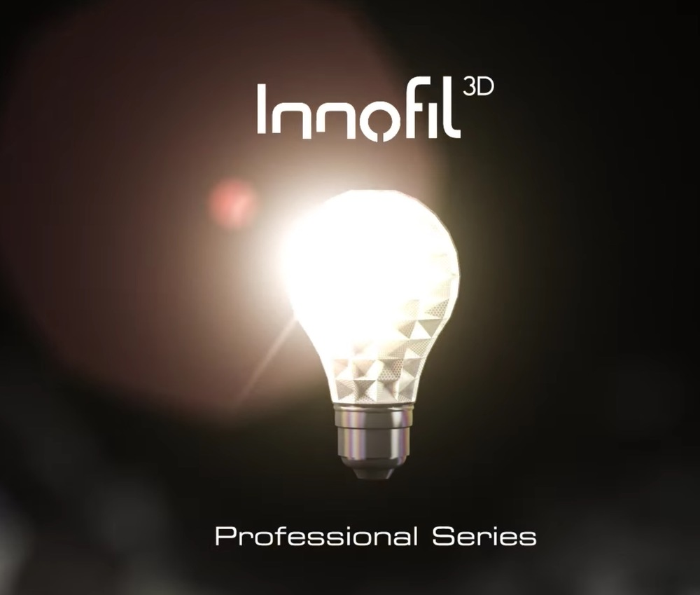 Innofil3D introduces PRO1 3D printer filament