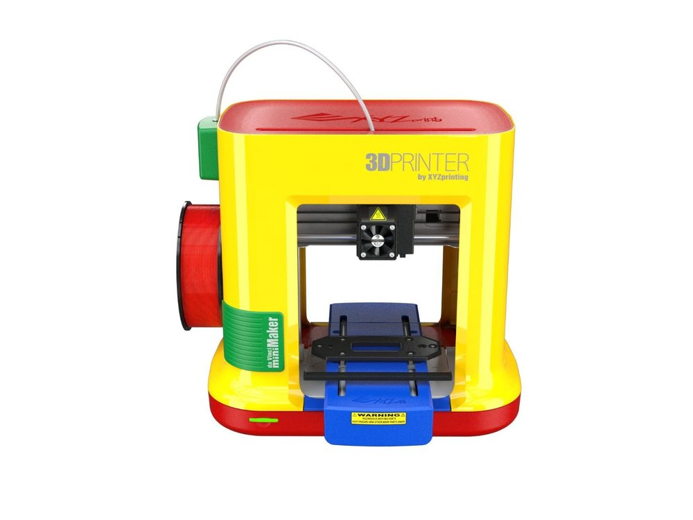 XYZPrinting's new MiniMaker 3D printer designed for children and schools