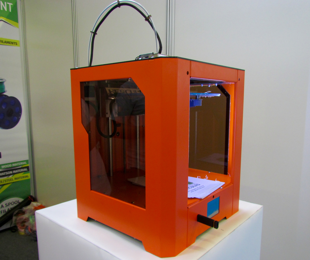 The Hercules 3D printer from Imprinta