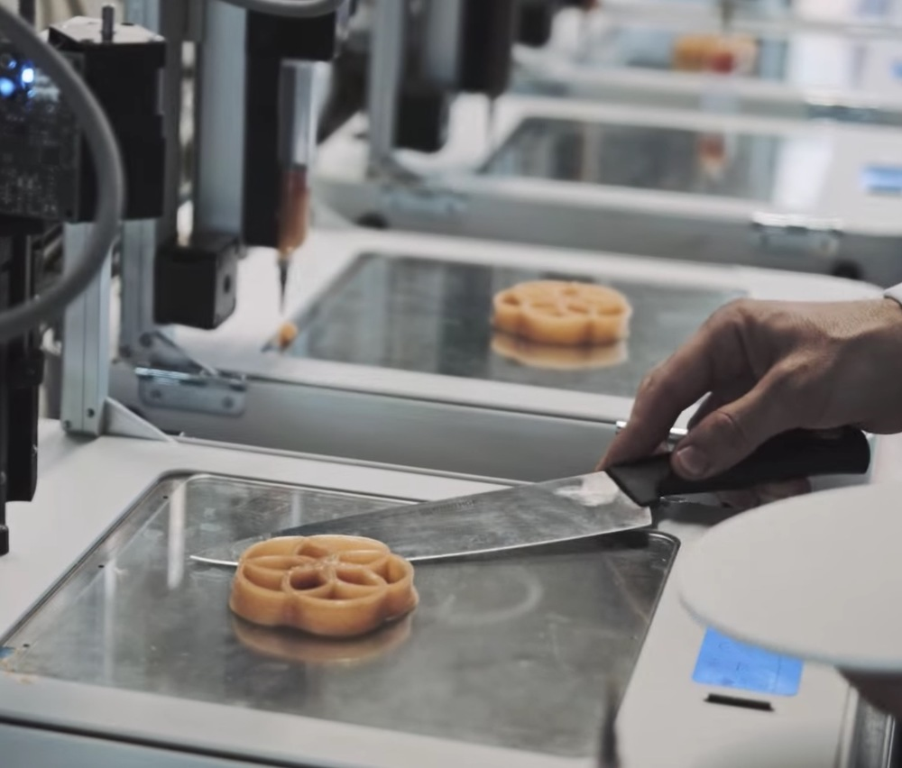 Upcoming 3D Print Restaurant Could Face Huge Challenges