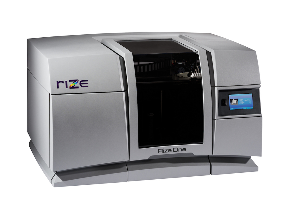 The Rize One 3D printer