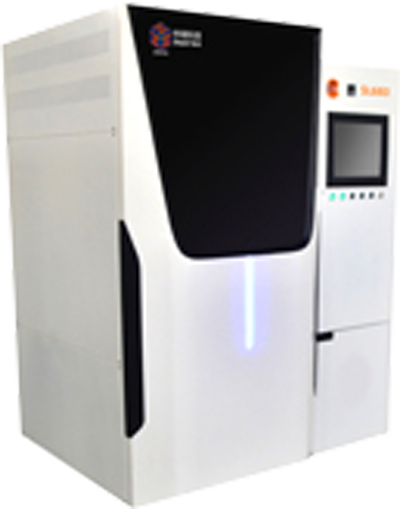 ZRapid's SLA660 resin-based 3D printer
