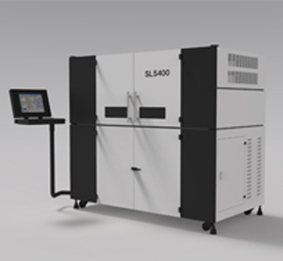 ZRapid's single SLS powder-based 3D printer, the SLS400