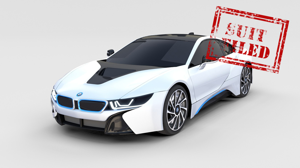 BMW launches a lawsuit against a well-known 3D model service
