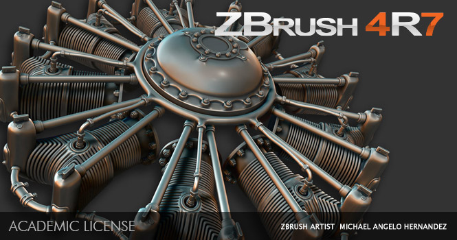 You can obtain an academic discount for ZBrush from Pixologic