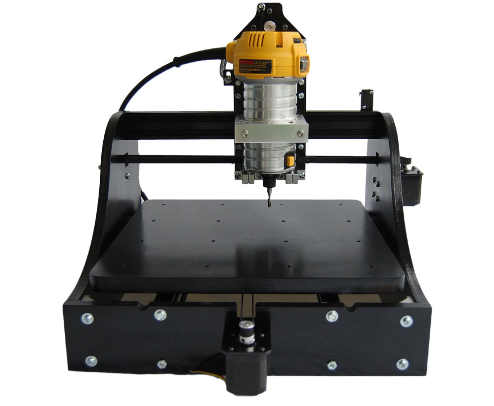 An inexpensive 3D milling machine