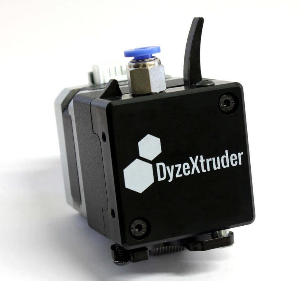 The DyzeXtruder GT from Dyze Design