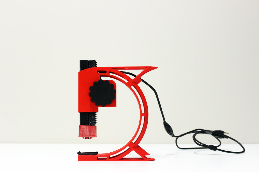 The 3D printed Box Microscope