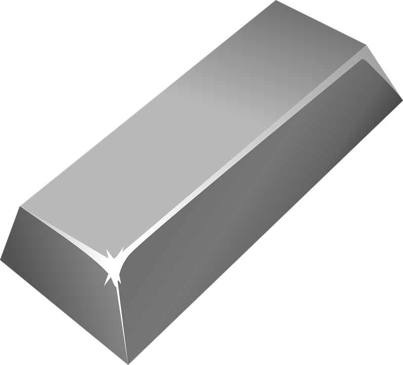 Some non-transparent aluminum
