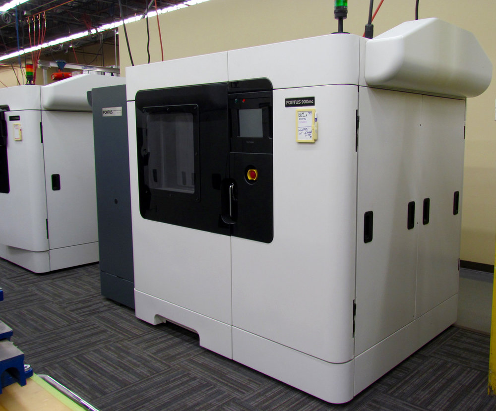 A production 3D printer
