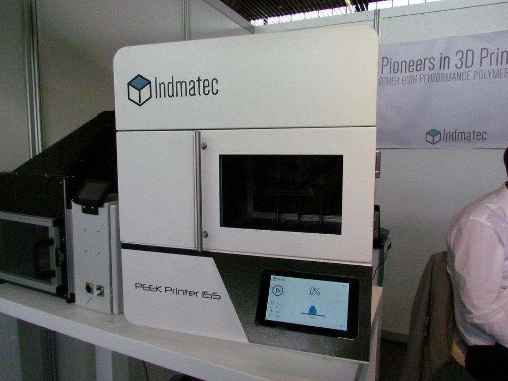 The Indmatec PEEK Printer 155