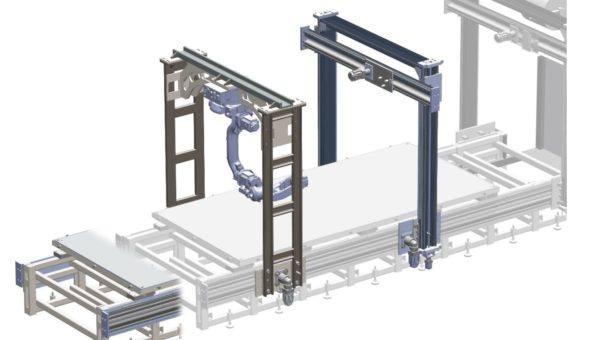 3D Platform's gantry-style Excel 3D printing (and CNC and Robotic) concept