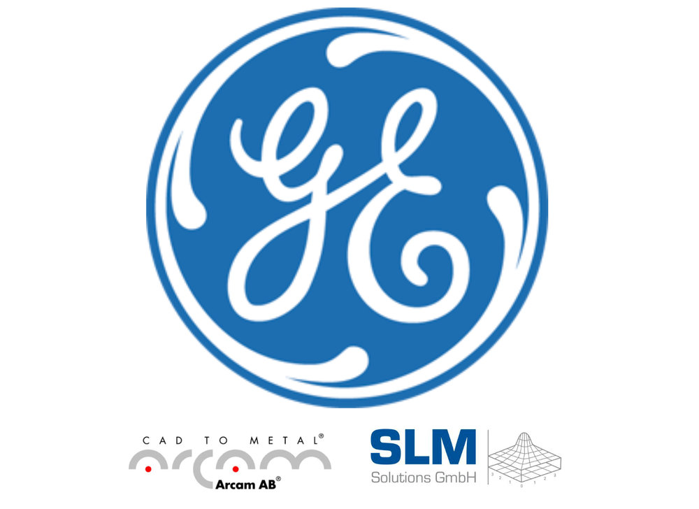 GE acquires two metal 3D printing companies