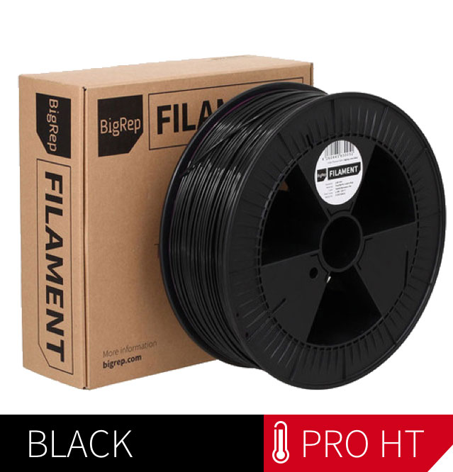 BigRep's new Pro HT 3D printer filament