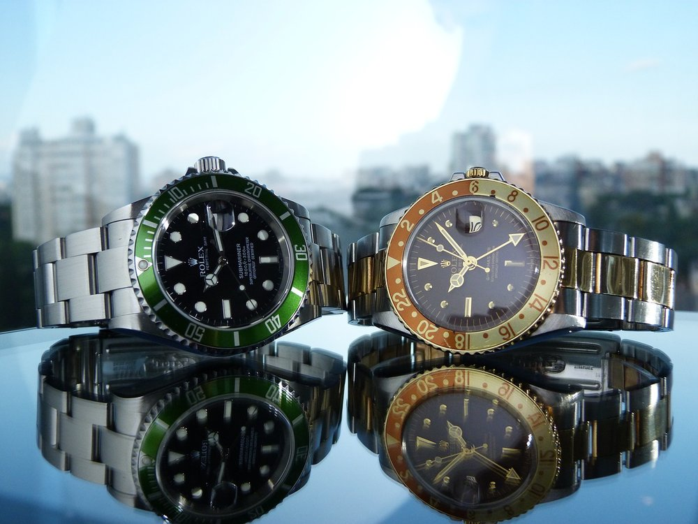 Does the Rolex need saving by 3D print technology?