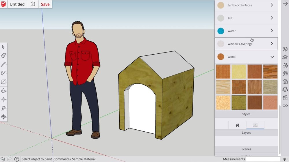 Using SketchUp in the browser!