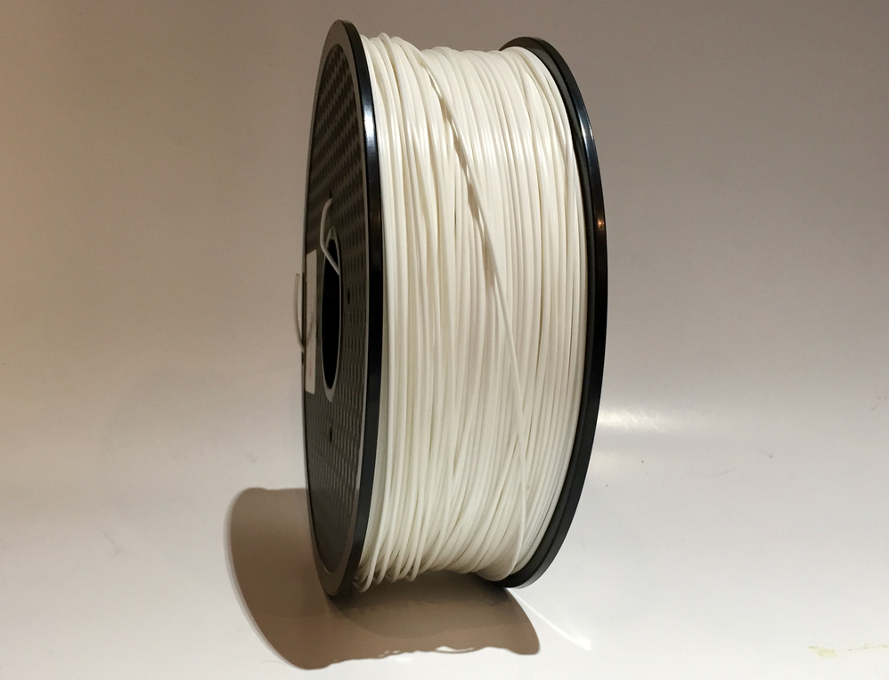 A spool of dissolvable support material